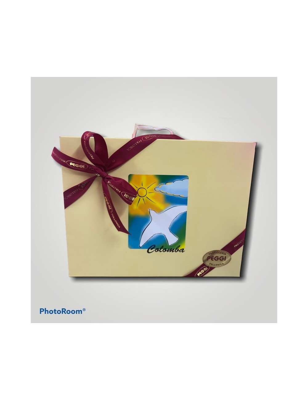 scatola colomba classica